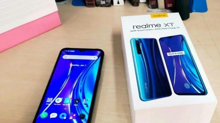 Realme XT 128GB Bisa Cash / Di Cicil Proses Gampang