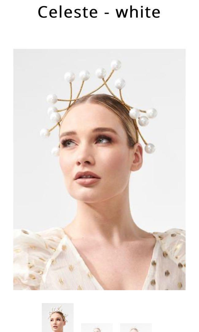 Rebecca Share Milliner - 2019 SOLD OUT - RRP $300 - spring racing carnival - races