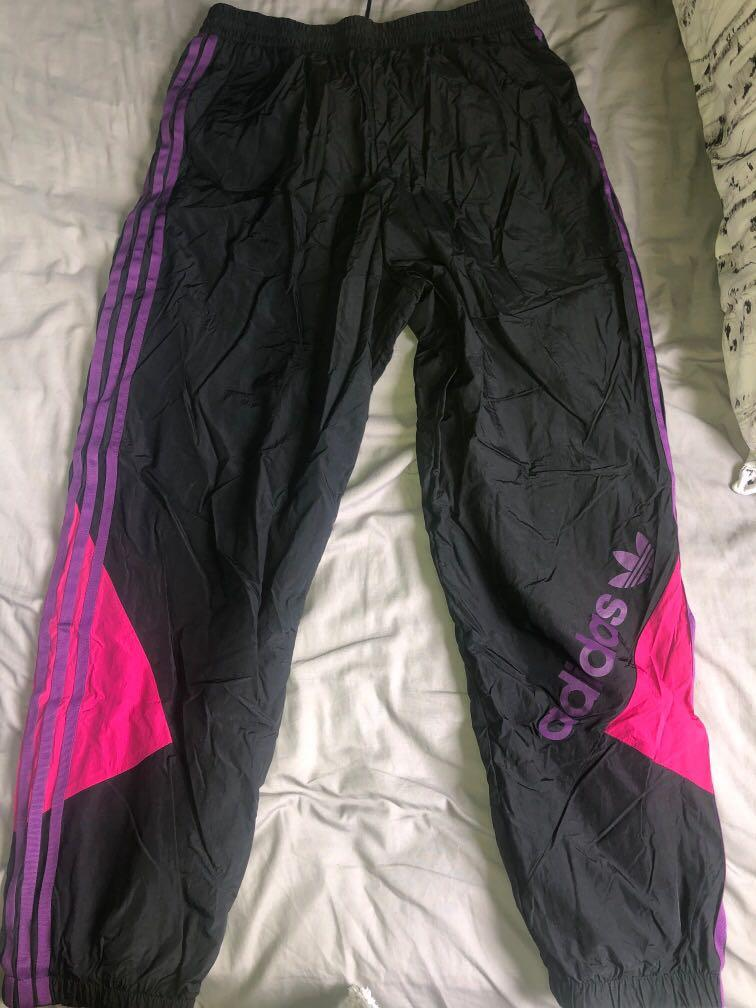 Retro addidas pants