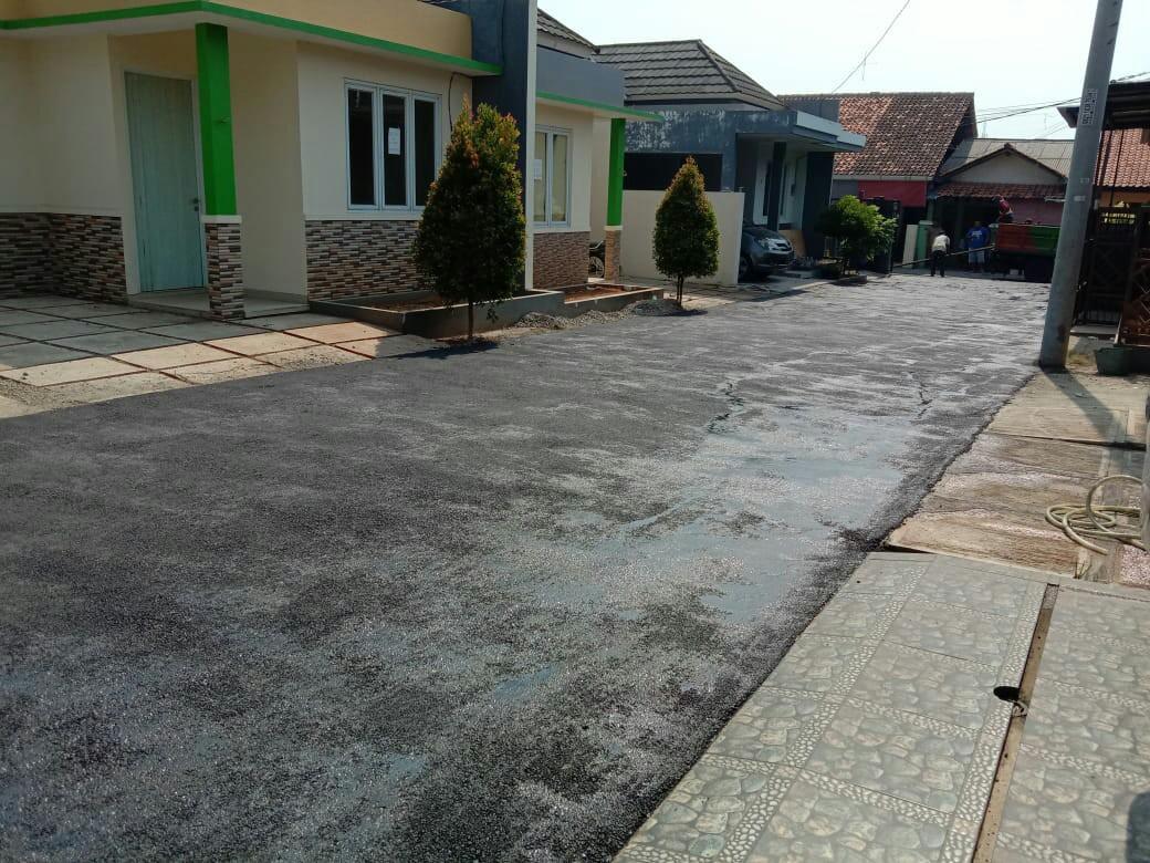 Rumah Cluster murah dan Exclusive akses tol jati bening