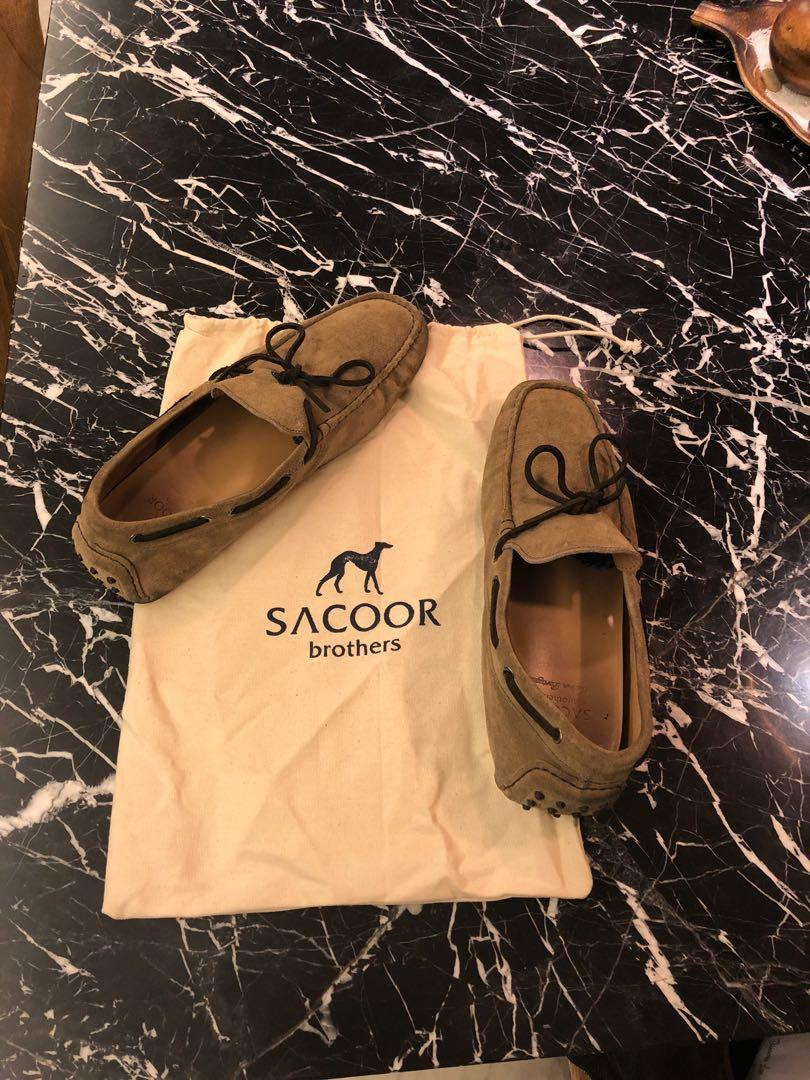 Sacoor Brothers Men's Loafers Size 43