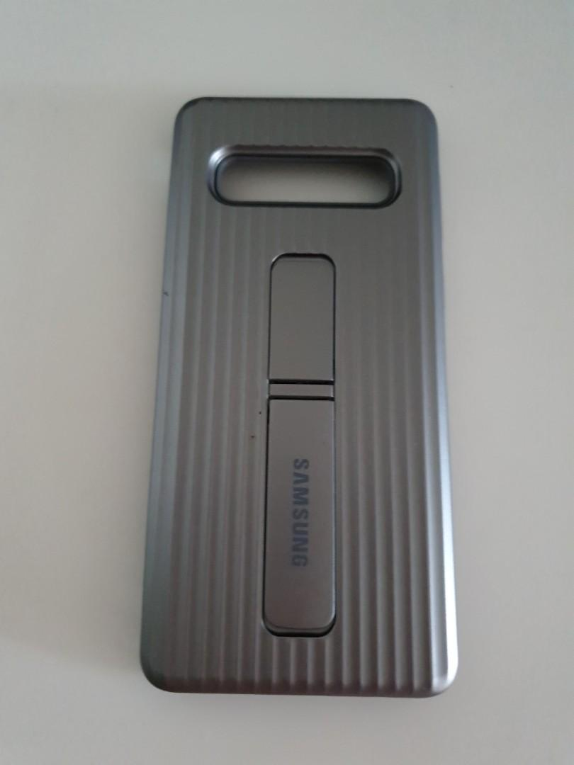 Samsung S10 casing with stand
