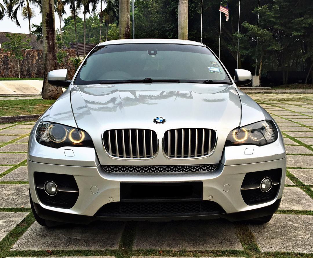 SEWA BELI>>BMW X6 XDRIVE 3.0 TWIN POWER TURBO DIESEL 2010/2012