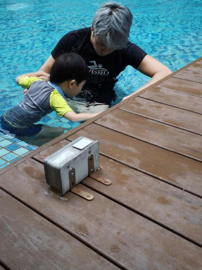 Kid Private 1 To 1 Swimming Lessons  - SwimSafer 2.0 / Female Coaches Availble