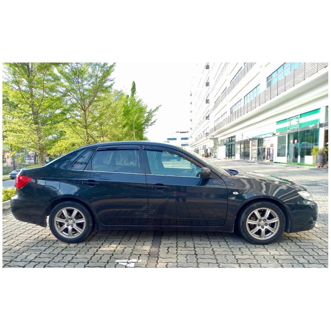 Subaru Impreza MANUAL - Immediate collection !! @ 97396107