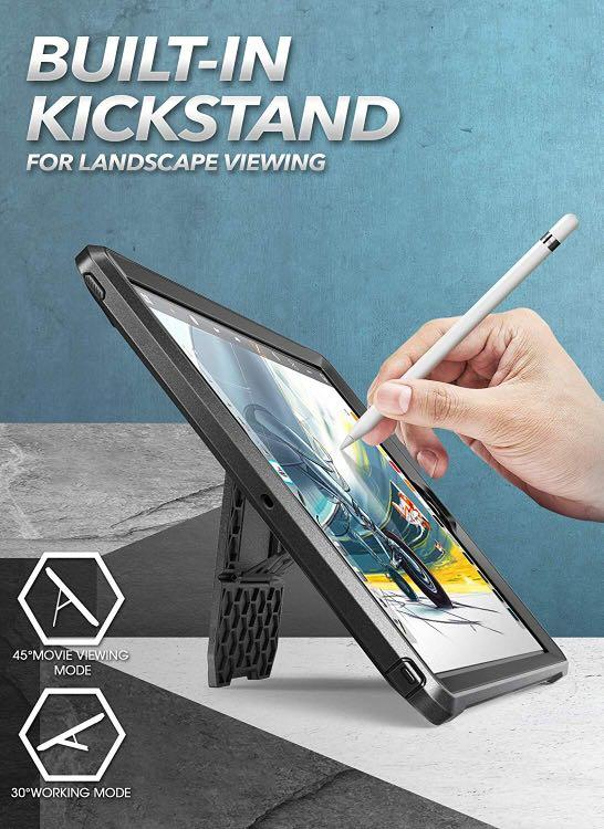 Supcase UB Pro Case with Built-in SP for iPad 10.2 2019