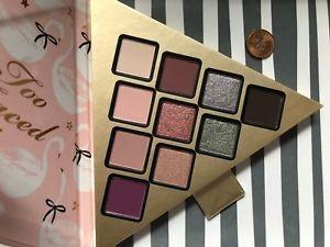 Too Faced UNDER THE CHRISTMAS TREE 10 Shade Eyeshadow Palette * Limited Edition. New.