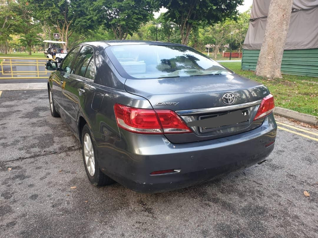 Toyota Camry 2.4 Auto Facelift Selling at RM12,300 siap