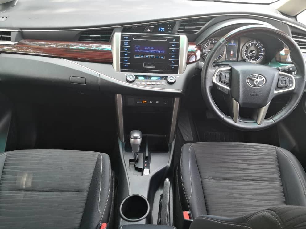 Toyota Innova Crysta 2.0 (A) Kereta Sewa Murah Selangor KL