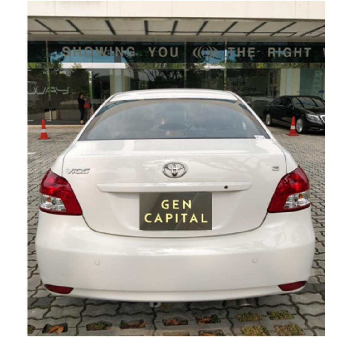 Toyota vios - WHAT?! $500 driveaway?! Yes! Give me a call at 90290978.