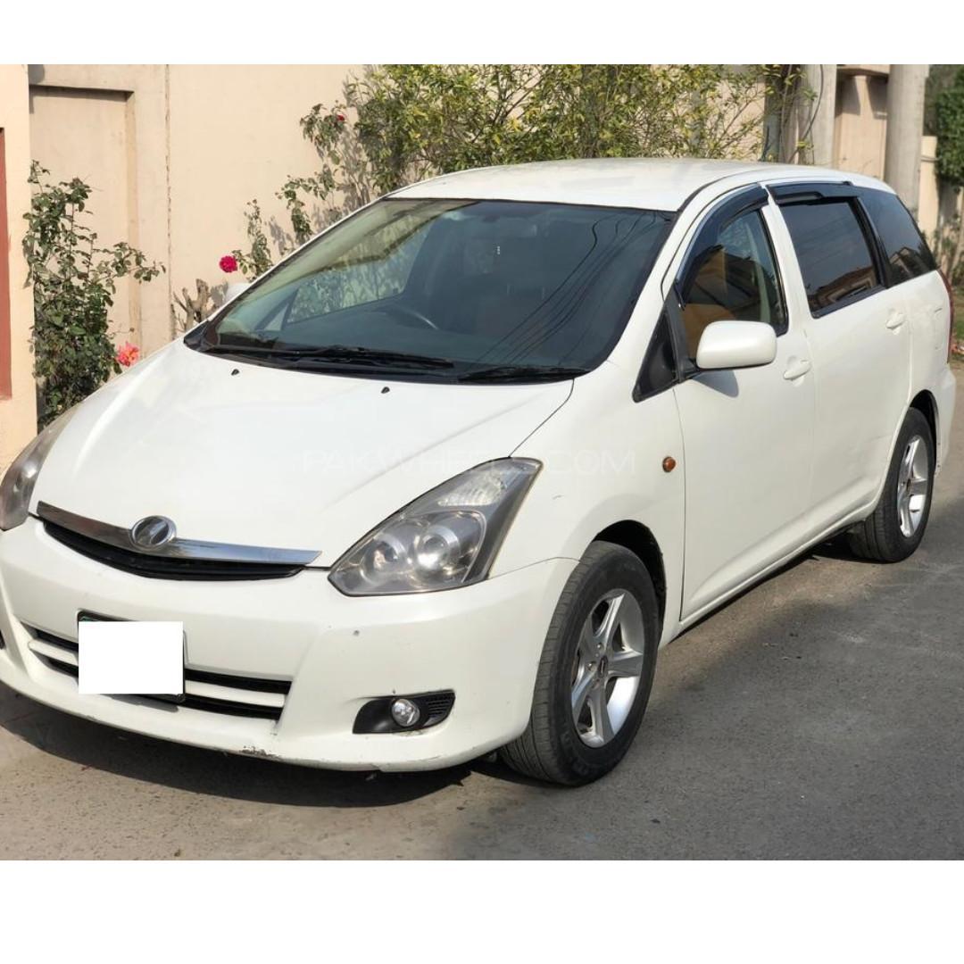 Toyota Wish for Rent (PDVL/Grab/GoJek/Personal)