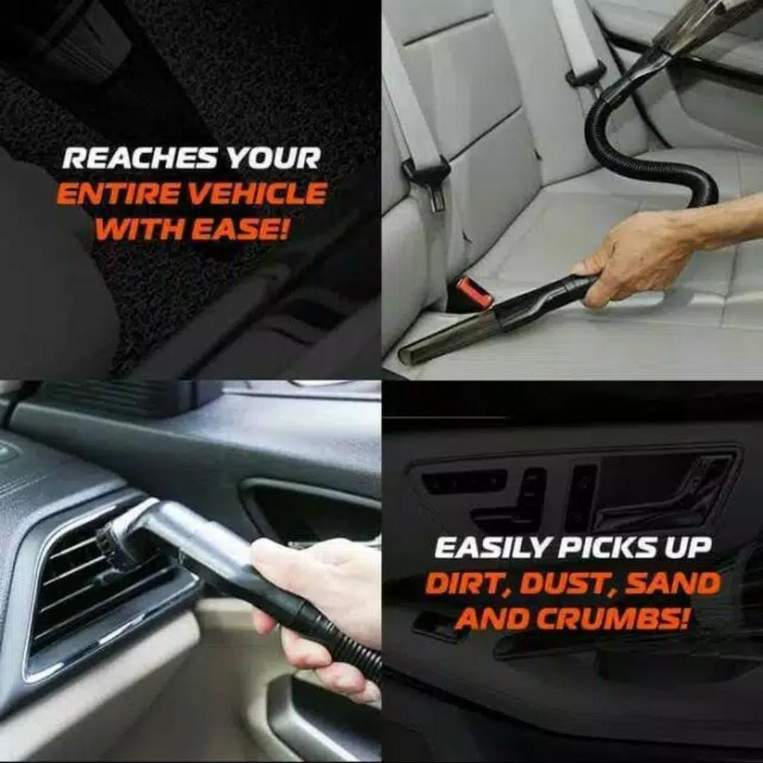 Vacum Cleaner Mobil - NEW MASIH SEGEL