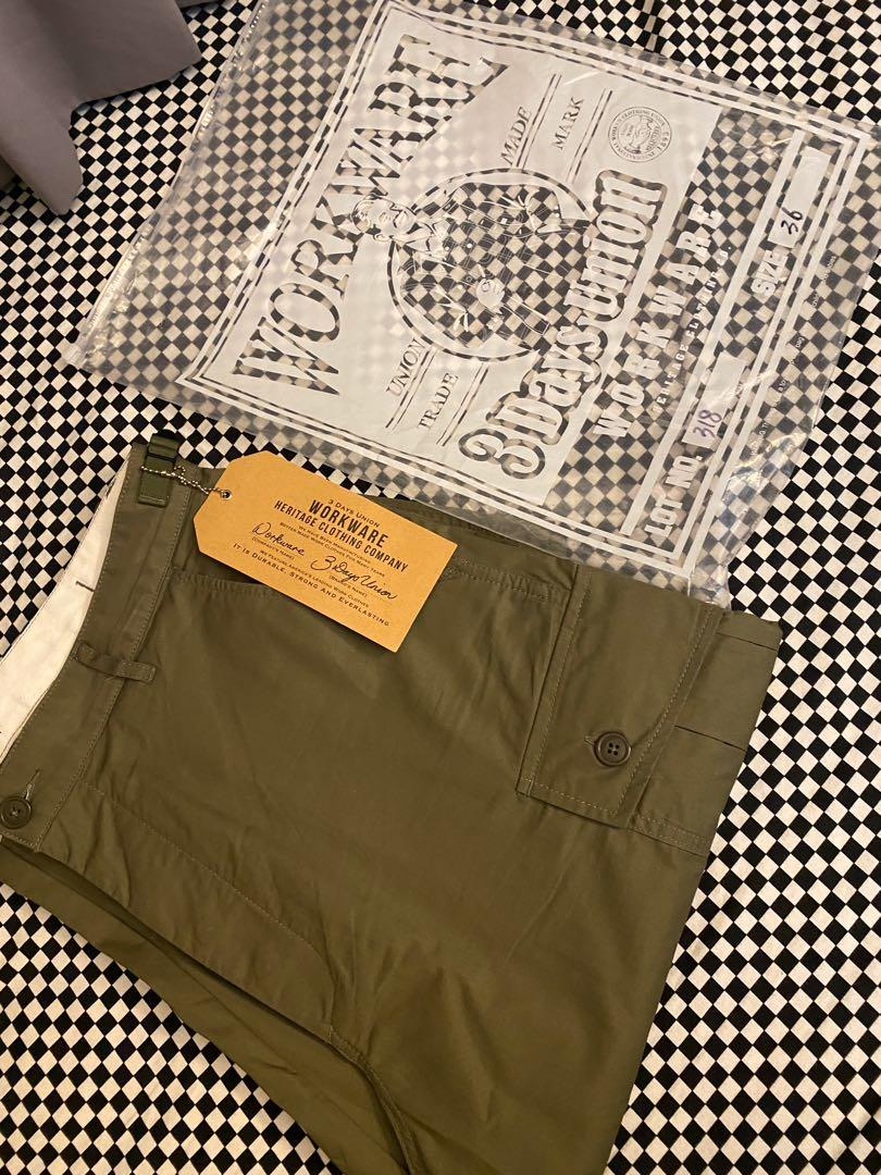 Workware M65 Cargo Pants W36 (Fit W34-35) 蝕讓