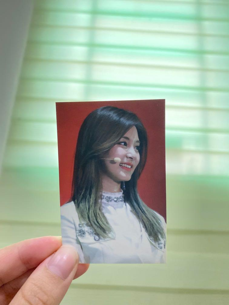 WTS TWICE Tzuyu TWICEcoaster Lane 2 Thailand Edition pc