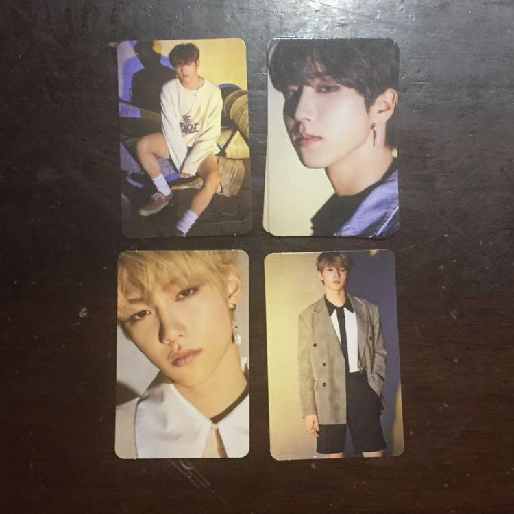 [WTS/WTT] Stray Kids - Clé 2: Yellow Wood Profile Photocards