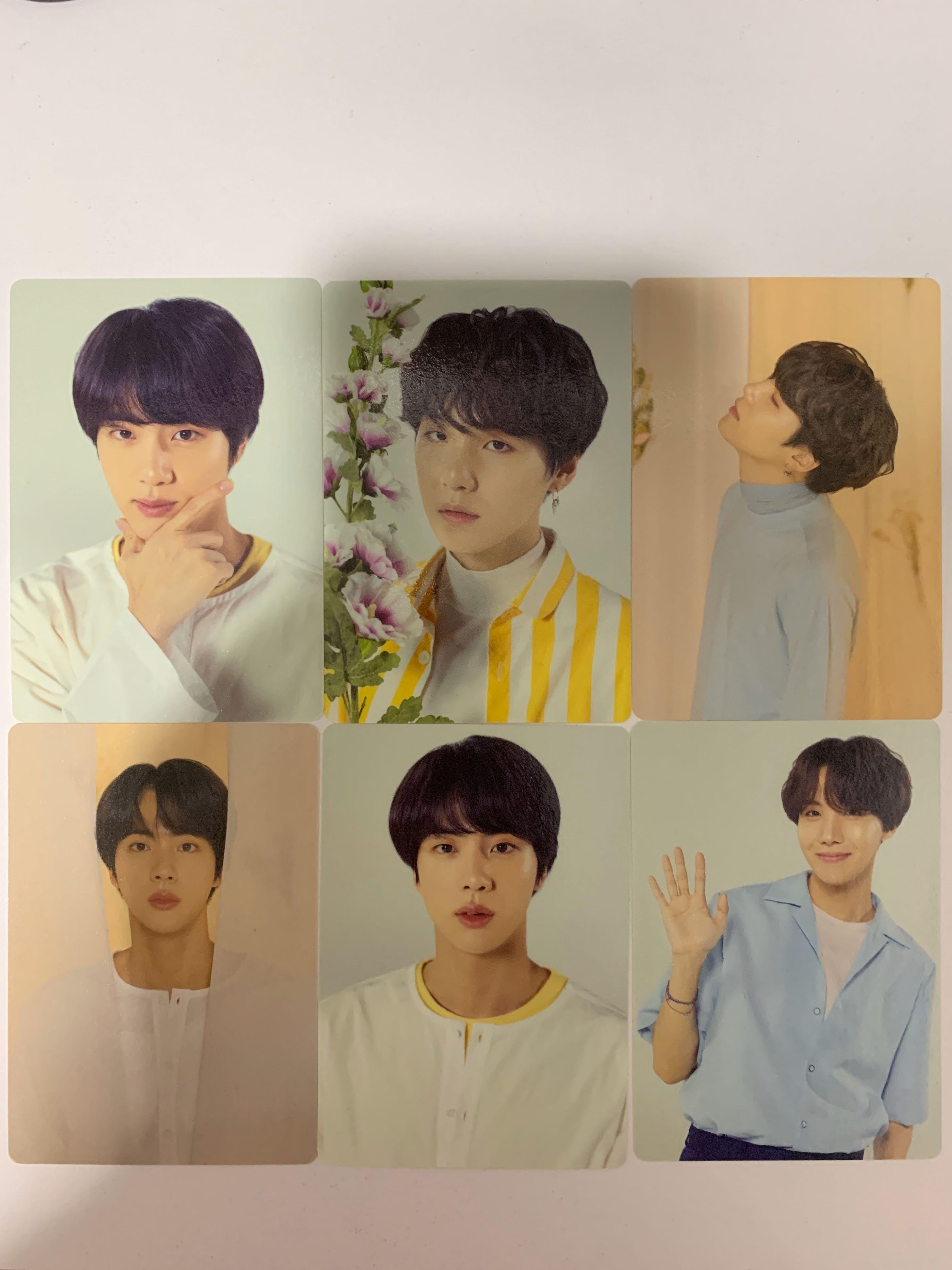 [WTT/LF/WTS] BTS TOUR MINI PC MINI PHOTOCARD PHOTO CARD