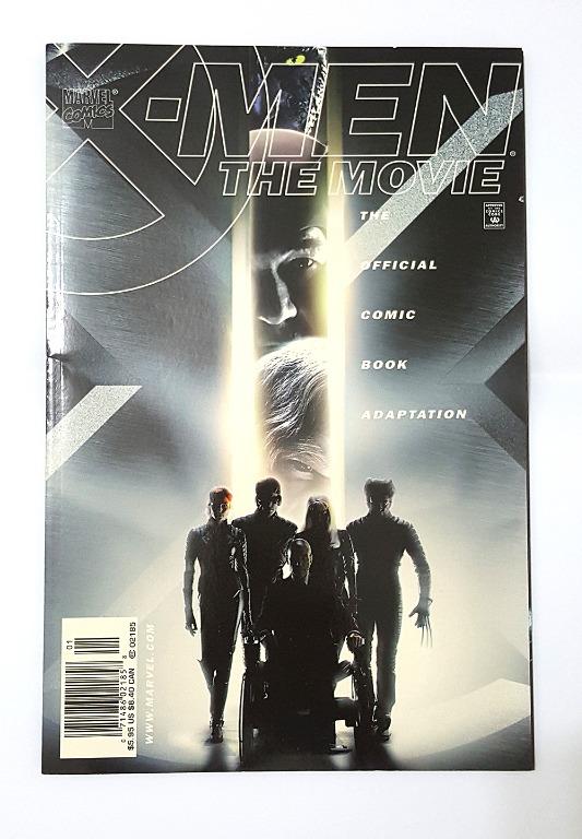 X-Men : The Movie - Comic Adaptation (Comic Book) Marvel