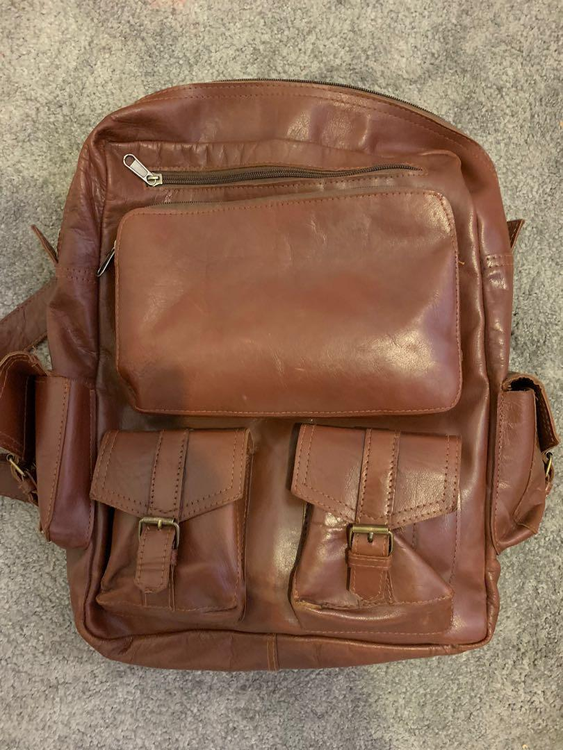 yak leather exported life time warenty for leather