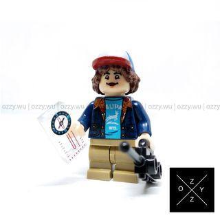Lego Compatible Minifigures : Dustin Henderson