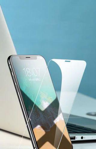 iPhone XS 無邊框玻璃貼玻璃保護貼