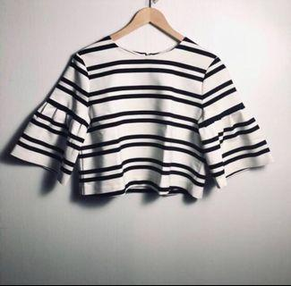 Stripe Top Zara