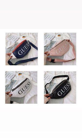 Guess Waist Sling Crossover Chest Bag