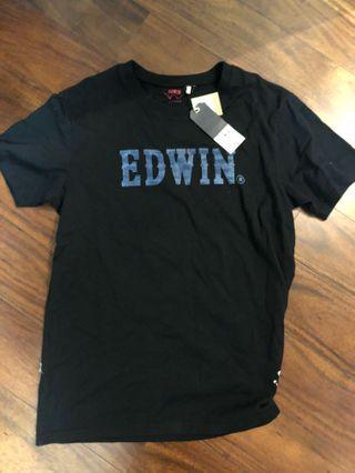愛德恩短袖T恤 全新全新吊牌未拆