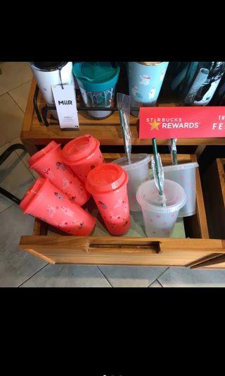 Reusable cup strabucks