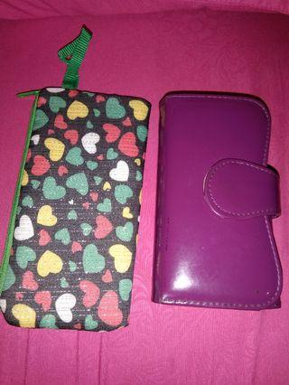 Dompet cute plus pouch