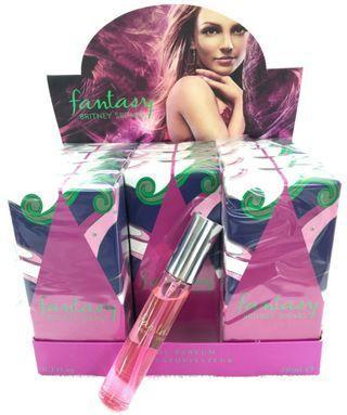 1BOX Britney spears Fantasy PURSE PERFUME MINI PERFUME 12PCS X 20ML EACH HARGA BORONG MURAH