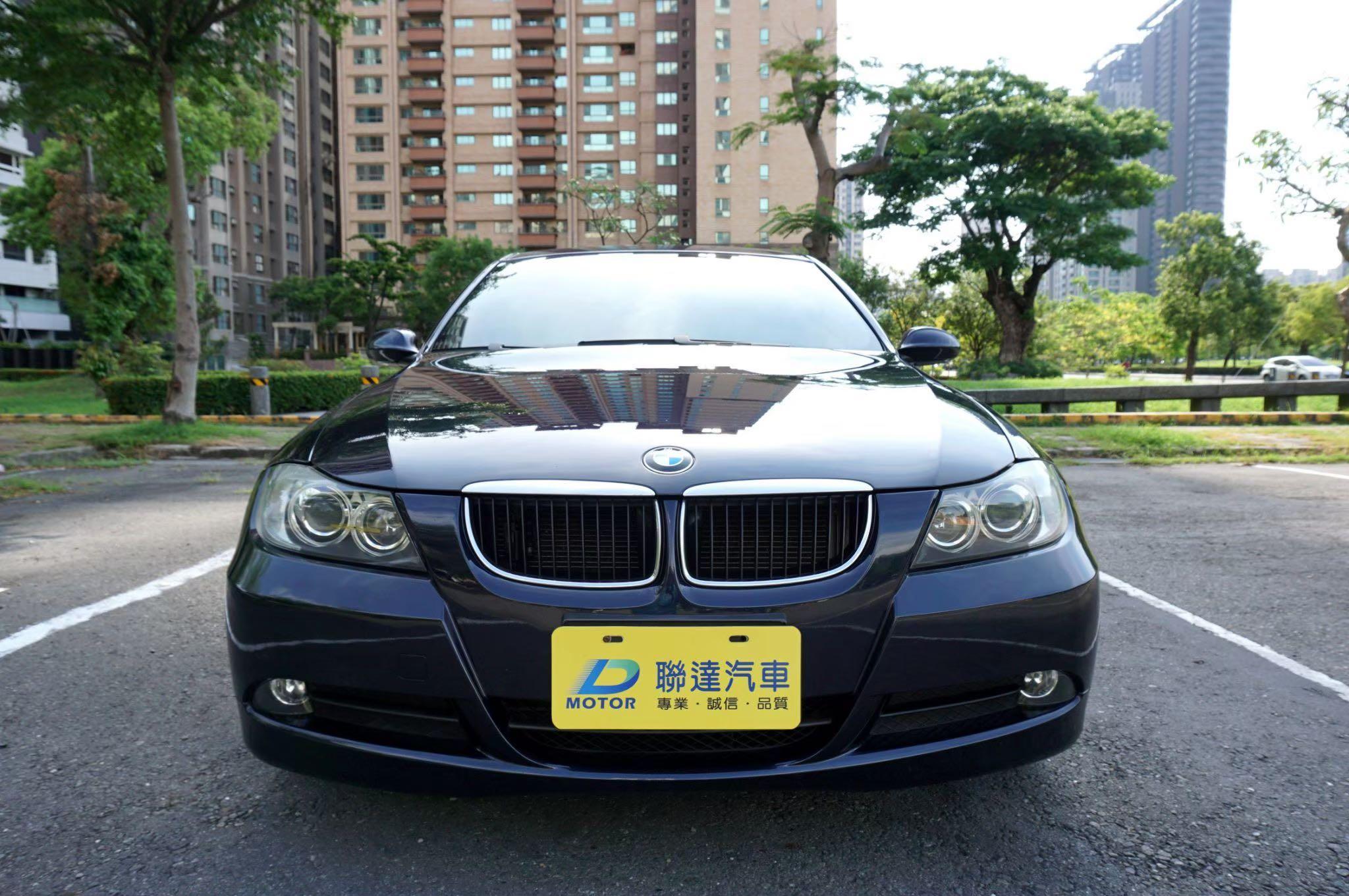 08年 BMW 320i 2.0L