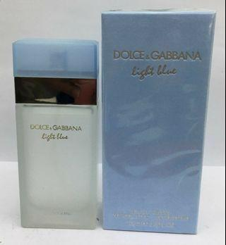 Dolce gabbana light blue Perfume Grade quality copy ori