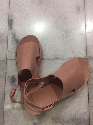 Comfy Pink Sandal