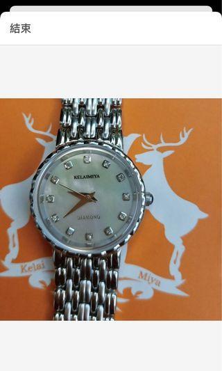 克萊米亞真鑽錶