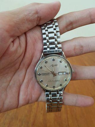 Jam tangan mido automatic