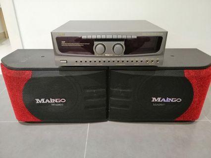 Full Karaoke Set Maingo