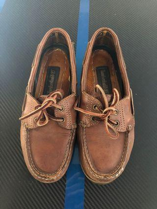 Timberland Loafer Boat Shoes