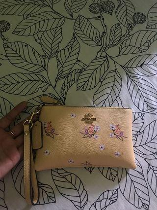 Coach purse wallet