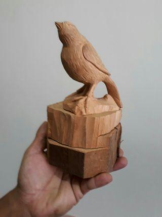 代購木雕藝品