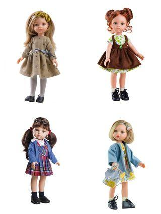 🆕 Paola Reina Dolls 100% Made in Spain