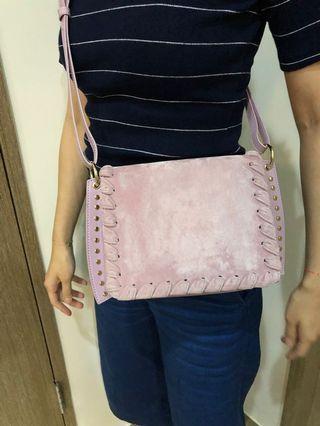 Snidel shoulder bag日系斜背側背包