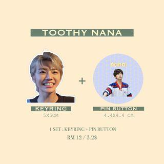 NCT Dream, Toothy Nana Keyring