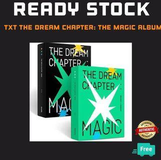 TXT THE DREAM CHAPTER: MAGIC ALBUM NO PC