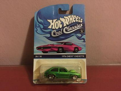 Hot Wheels Cool Classics 28/30 - 1976 Chevy Chevette