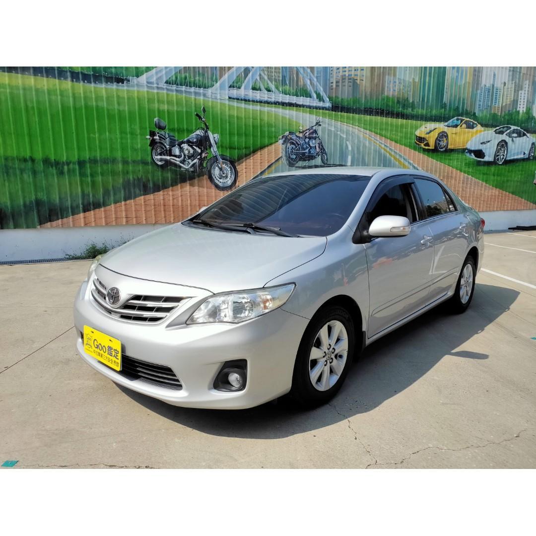 《鑫宏車業》2012年豐田阿提斯E版1.8,雙安、恆溫、ABS、定速、抬頭顯示器....歡迎預約來店賞車