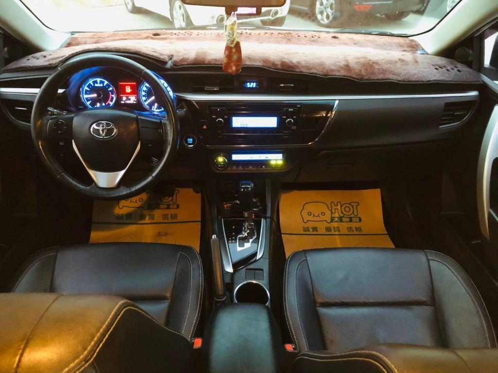 2015 Toyota Altis 國民神車 認證保固 方控 恆溫 二手車 中古車
