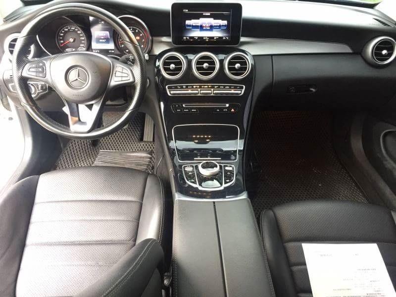 2016年 賓士 C180 Coupe 1.6