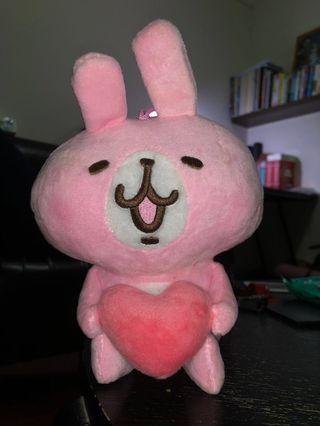 卡納赫拉的小動物 兔子 兔兔 愛心 💗 玩偶