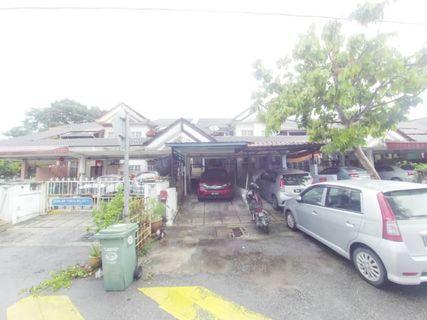 Townhouse Taman Melati Setapak KL for SALE