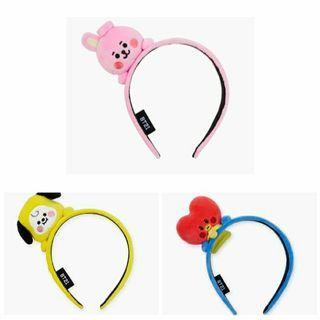 BT21 Baby Doll Headband